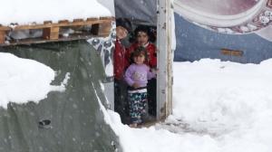 Suriyeli-Mülteci-Kar-Reuters